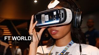 Meeting real people in virtual reality - FINANCIALTIMESVIDEOS