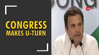 Congress makes U-turn; revokes Mani Shankar's suspension - ZEENEWS