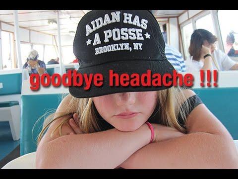 Acupressure for Kids -  Sinus congestion