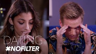 Natalia's Puke & Rally Has Her Date Shook | Dating #NoFilter | E! - EENTERTAINMENT