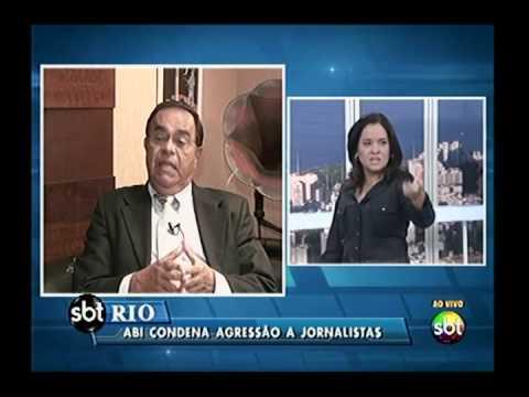 Isabele Benito comenta agressão ao cinegrafista Thiago Ramos