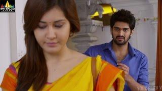 Oohalu Gusagusalade Movie Comedy Scenes Back to Back   Naga Shaurya, Rashi Khanna   Sri Balaji Video - SRIBALAJIMOVIES