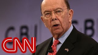 Supreme Court blocks deposition of Wilbur Ross - CNN