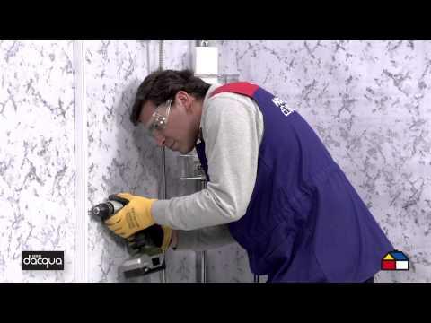 ¿Cómo armar e instalar tu Mampara de Ducha 140 x 75 cm Strip?