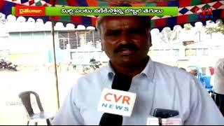 మిర్చీ పంట రైతులను వణికిస్తుంది | Huge Loss Mirchi Crop Farmers in Guntur | Raithe Raju | CVR NEWS - CVRNEWSOFFICIAL
