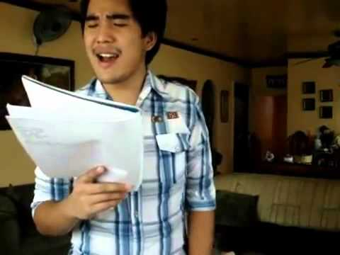 2013 PINOY KPOP STAR - SINGING (JADE DIDA)
