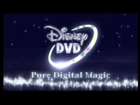 Distributors -Walt Disney DVD- Intro (HD 1080p)