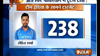 India vs Pakistan, Asia Cup, Super Four, Match 3: India restrict Pakistan to 237/7 - INDIATV