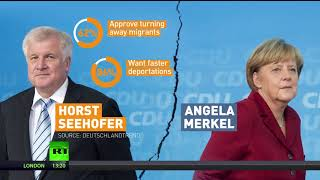 Is the end of Merkel era looming because of immigration? - RUSSIATODAY