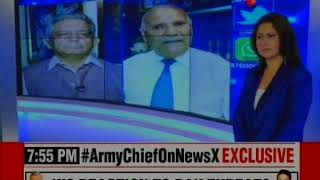 Army Chief General Bipin Rawat says Indian Army ready to answer any Pak misadventure | Connect - NEWSXLIVE
