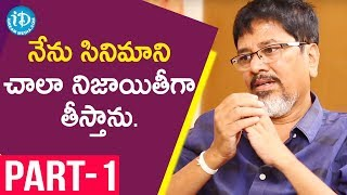 Tenali Ramakrishna Movie Director G Nageswara Reddy Interview - Part #1 | Talking Movies With iDream - IDREAMMOVIES