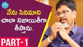 Tenali Ramakrishna Movie Director G Nageswara Reddy Interview - Part #1 | Talking Movies With iDream - IDREAMMOVIES