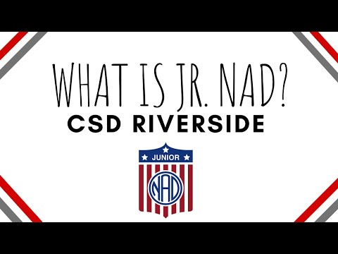 What is Jr. NAD?