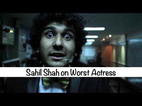 The Ghanta Awards 2014: Sahil Shah on Worst Actress