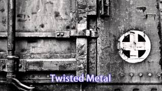 Royalty Free :Twist the Metal