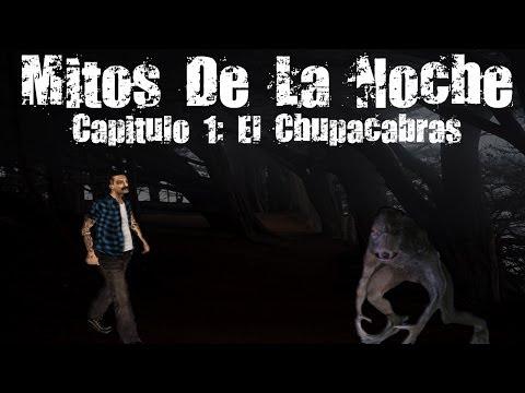 GTA San Andreas Loquendo - Mitos de la noche - El Chupacabras