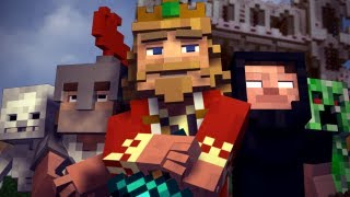Fallen Kingdom - A Minecraft Parody of Coldplay's Viva la Vida (Music Video) view on youtube.com tube online.