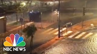 Hurricane Maria Pummels Caribbean Islands | NBC News - NBCNEWS