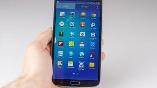 Samsung Galaxy Mega 6.3 İnceleme - İngilizce