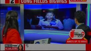 Top Stories: War of issues or Modi Vs Rahul ? || Buzz Point || - NEWSXLIVE