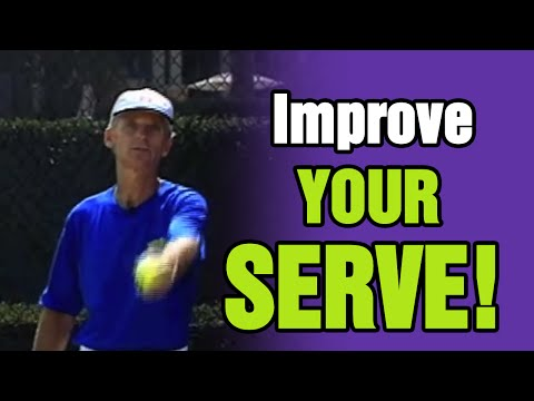 Learn to Throw Better to Improve Your Serve with Tom Avery