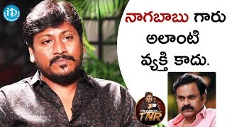 Did Nagababu Warned Josh Ravi ? || Frankly With TNR || Talking Movies With iDream - IDREAMMOVIES