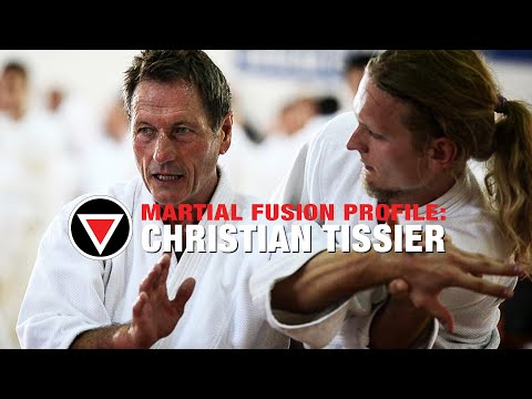 Christian Tissier Shihan: Aikido Interview at the IAF Meeting in Romania