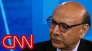 Khizr Khan: Someone should read McCain's book to Trump - CNN