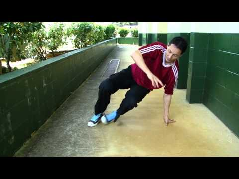 BBOY FOOTWORKS - PART 2 - B