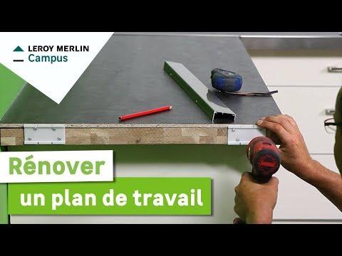 Related video - Leroy merlin plan de travail ...
