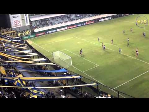 Boca Arsenal Lib12 / Uruguayo! - Boca de mi vida