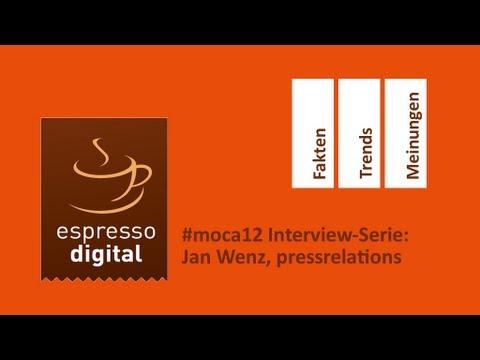 #moca12 Interview-Serie: Jan Wenz über den alten Wein in neuen Schläuchen beim Monitoring