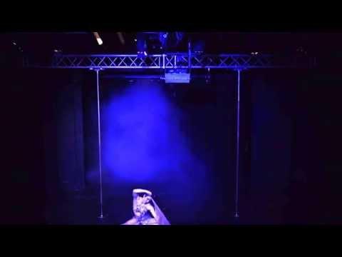 Lydia's Beautiful Winning Pole Art Performance At The 2014 Pole Theatre