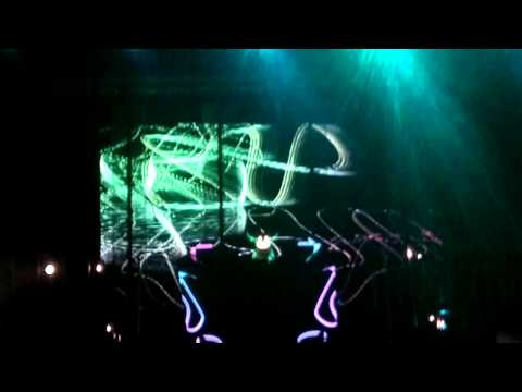 deadmau5@ Electrovenice 2011  Raise Your Weapon