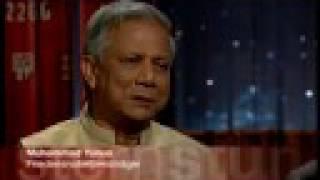 Muhammad Yunus Sternstunde Philosophie Kreditgebung