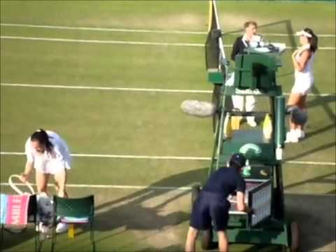 Funny Moments In Tennis 4