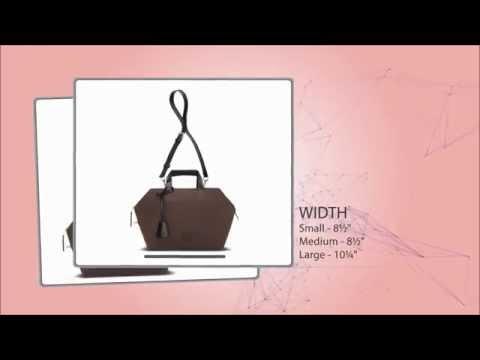 How To Spot a Real (not FAKE) LOEWE origami cubo bag | BagBravado.com Handbag Collection
