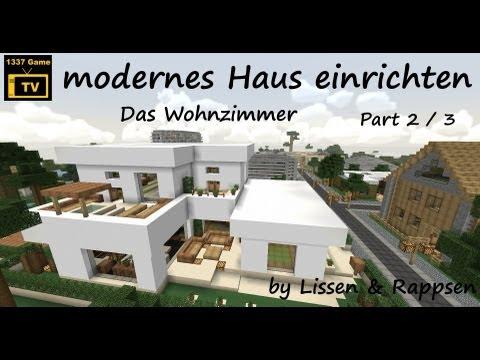 Modernes Haus Das Wohnzimmer einrichten #2/3