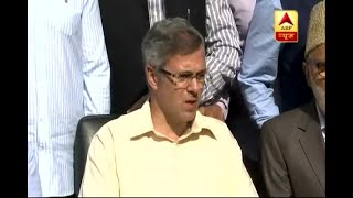 Fresh elections should take place and will accept the mandate of the people: Omar Abdullah - ABPNEWSTV