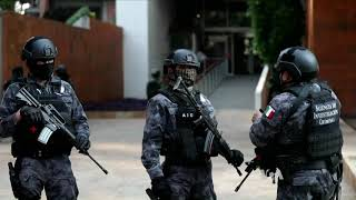 US, Mexico Step Up Fight Against Illegal Drug Crime, Violence - VOAVIDEO