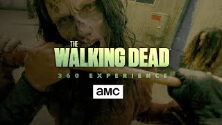 The Walking Dead 360 Experience: Negan Under Attack - AMC
