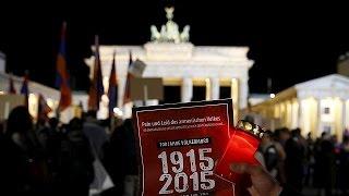 بعد 100 عام على المذبحة.. ألمانيا تعترف بإبادة الأرمن