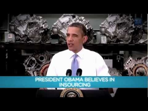 Obama For America TV Ad -