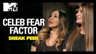 The 'Jersey Shore' Crew Faces Their Fears | Celebrity Fear Factor | MTV - MTV
