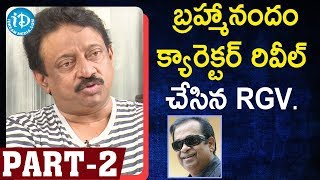 Ram Gopal Varma (RGV) Exclusive Interview Part #2 | #KammaRajyamLoKadapaReddlu | iDream Movies - IDREAMMOVIES