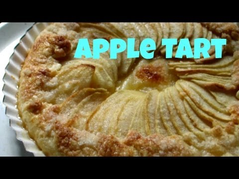 How to Make an Easy Apple Tart