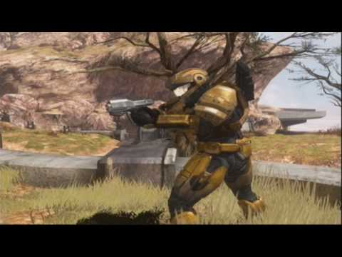 Mission Reach 3 - Machinima Halo Reach