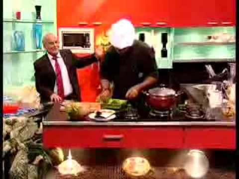 Chef Asad Khan with Azmat Ansari part 2