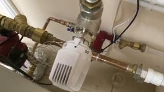 Правильная установка твердотопливного котла c бойлером косвенного нагрева!