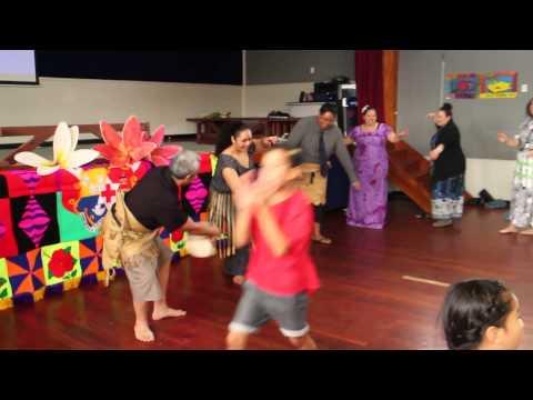 Celebration at Sylvia Park Primary School